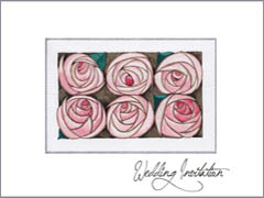 Fabulous art deco roses have timeless elegance